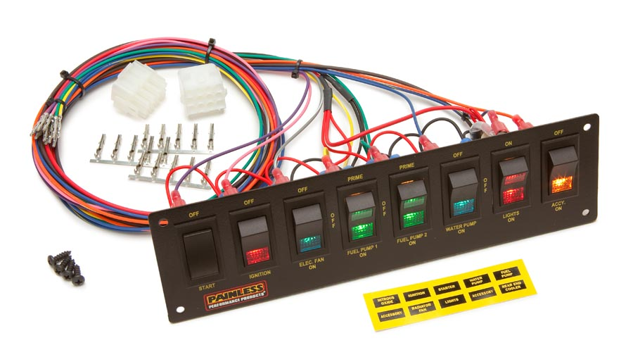 View Wiring Diagram Painless Wiring Collections