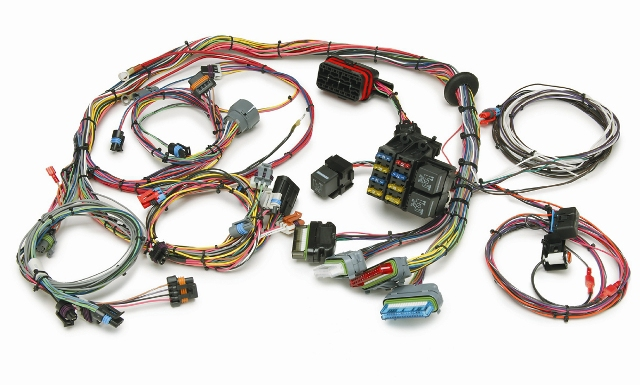 1996-2000 GM Vortec 7.4L Big Block V8 Harness  By Painless Performance