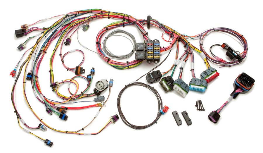1996-99 GM Vortec 4.3L V6 (CMFI) Harness Std. Length By Painless Performance