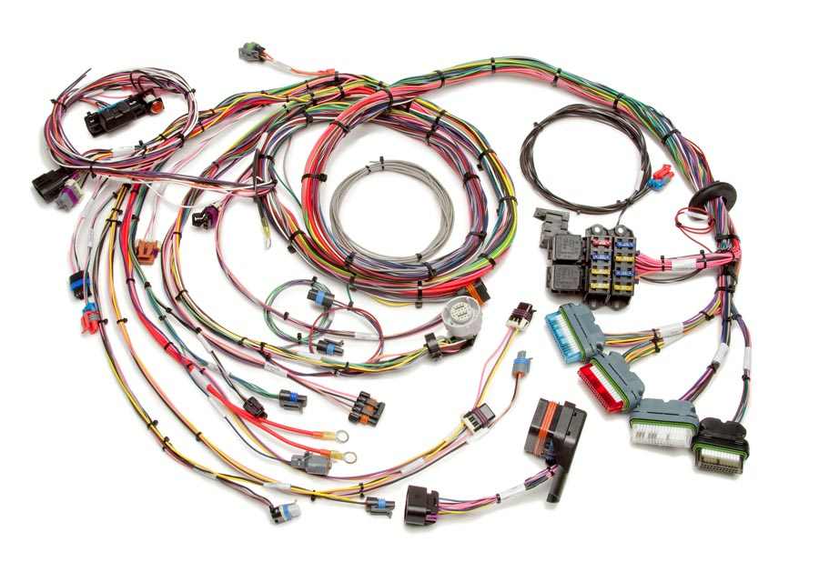 GM 1996 - 1999 Vortec V6 Fuel Injection Harness (CMFI) Extra Length By Painless Performance