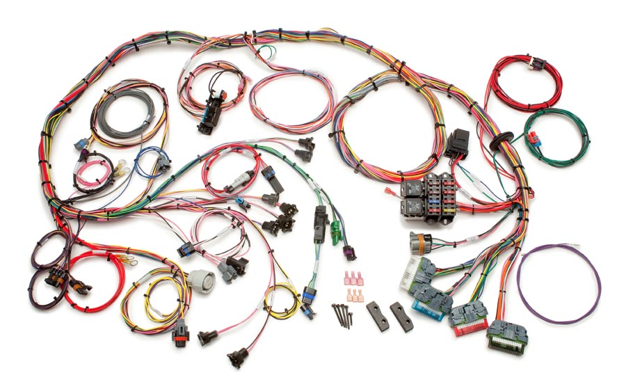 1992-97 GM LT1 Harness Extra Length By Painless Performance