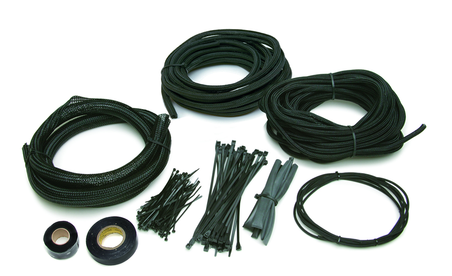PowerBraid Fuel Injection Harness Kit By Painless Performance